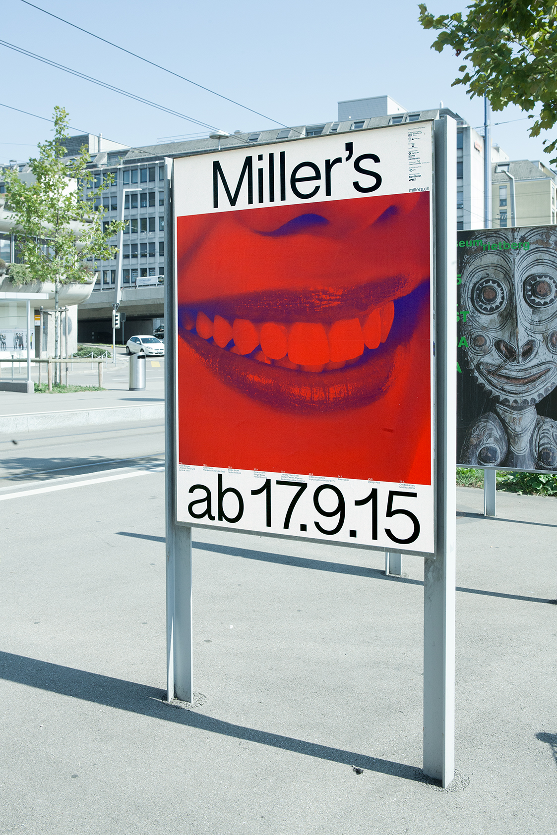 Miller's, Seasonal Opening 15/16, Image campaigns